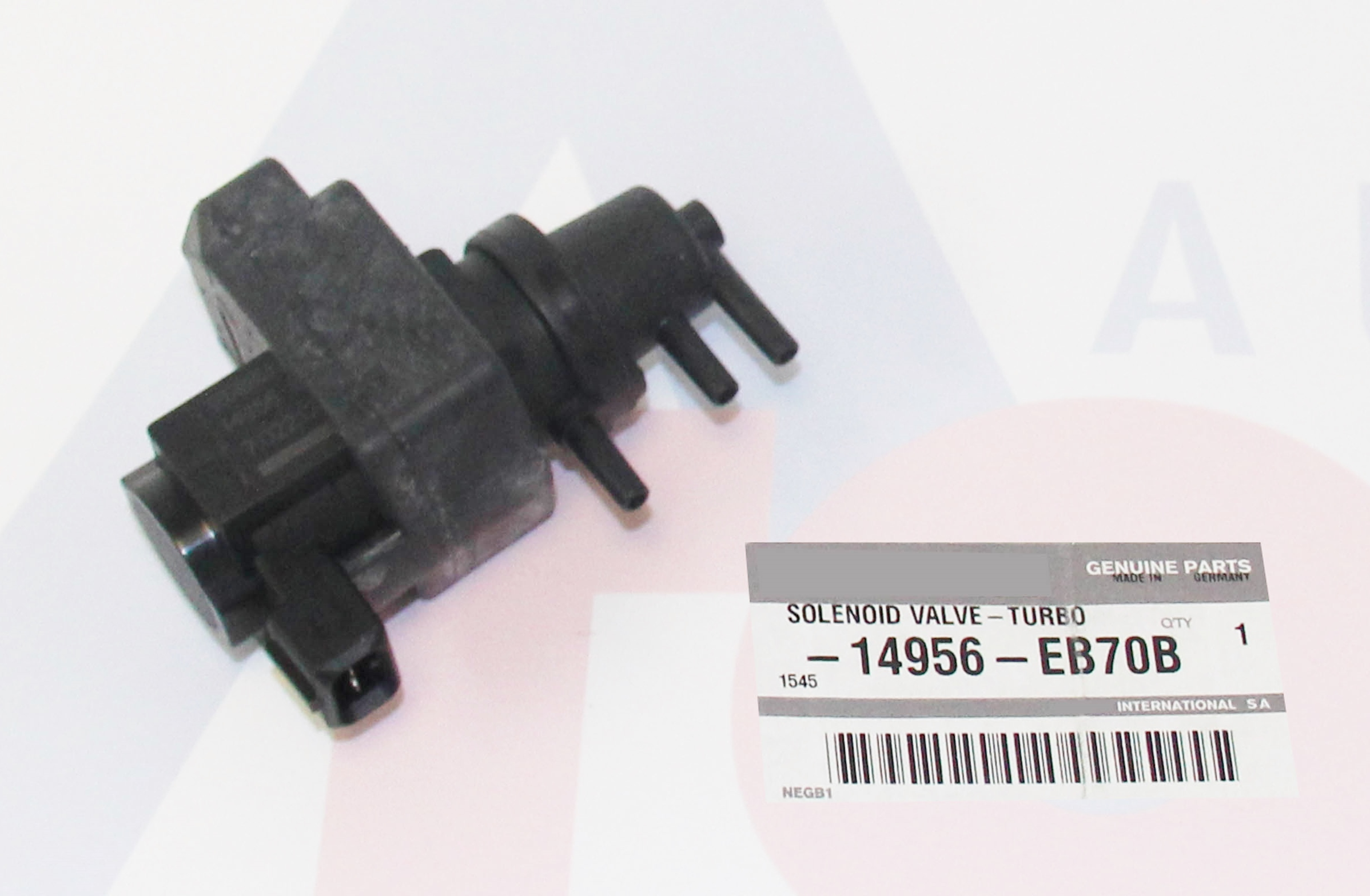 OEM Genuine Turbo vacuum switching valve to fit Nissan D40 navara and R51  Pathfinder with YD25 engines *** see further information***