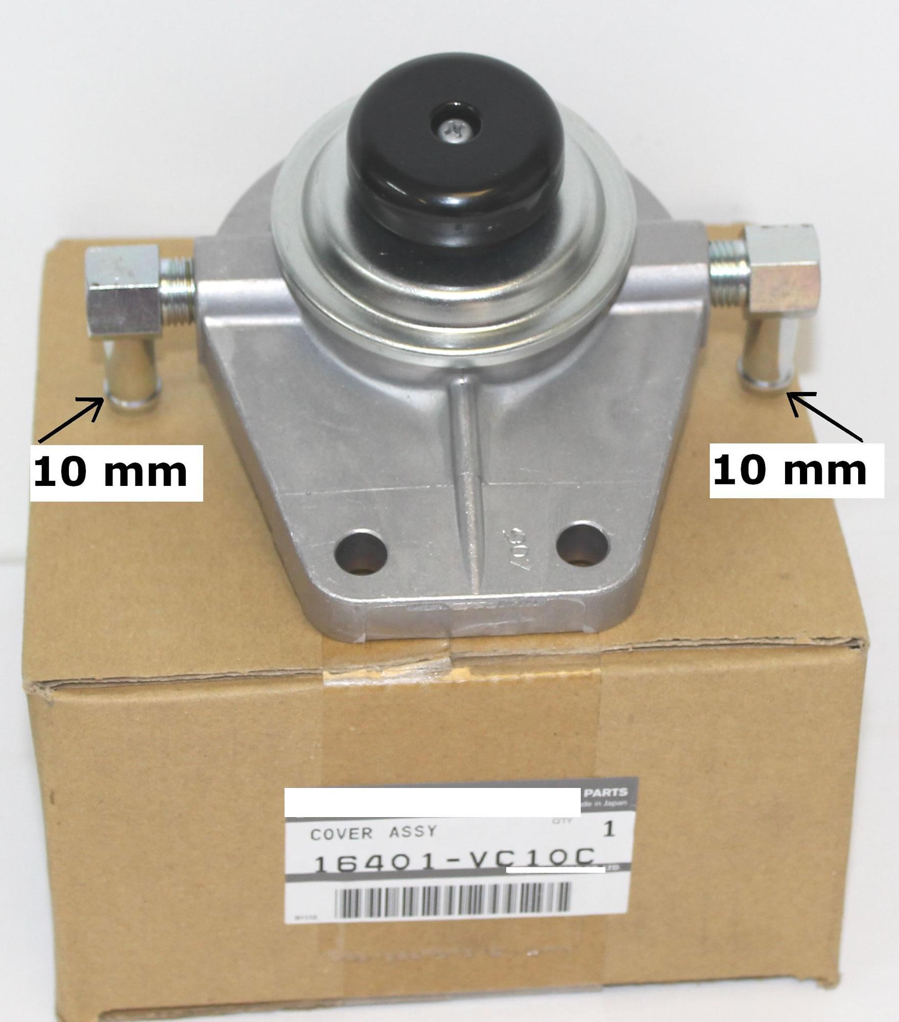 OEM Genuine Fuel Filter Priming BASE to fit Nissan GU Patrol wagon with ZD30