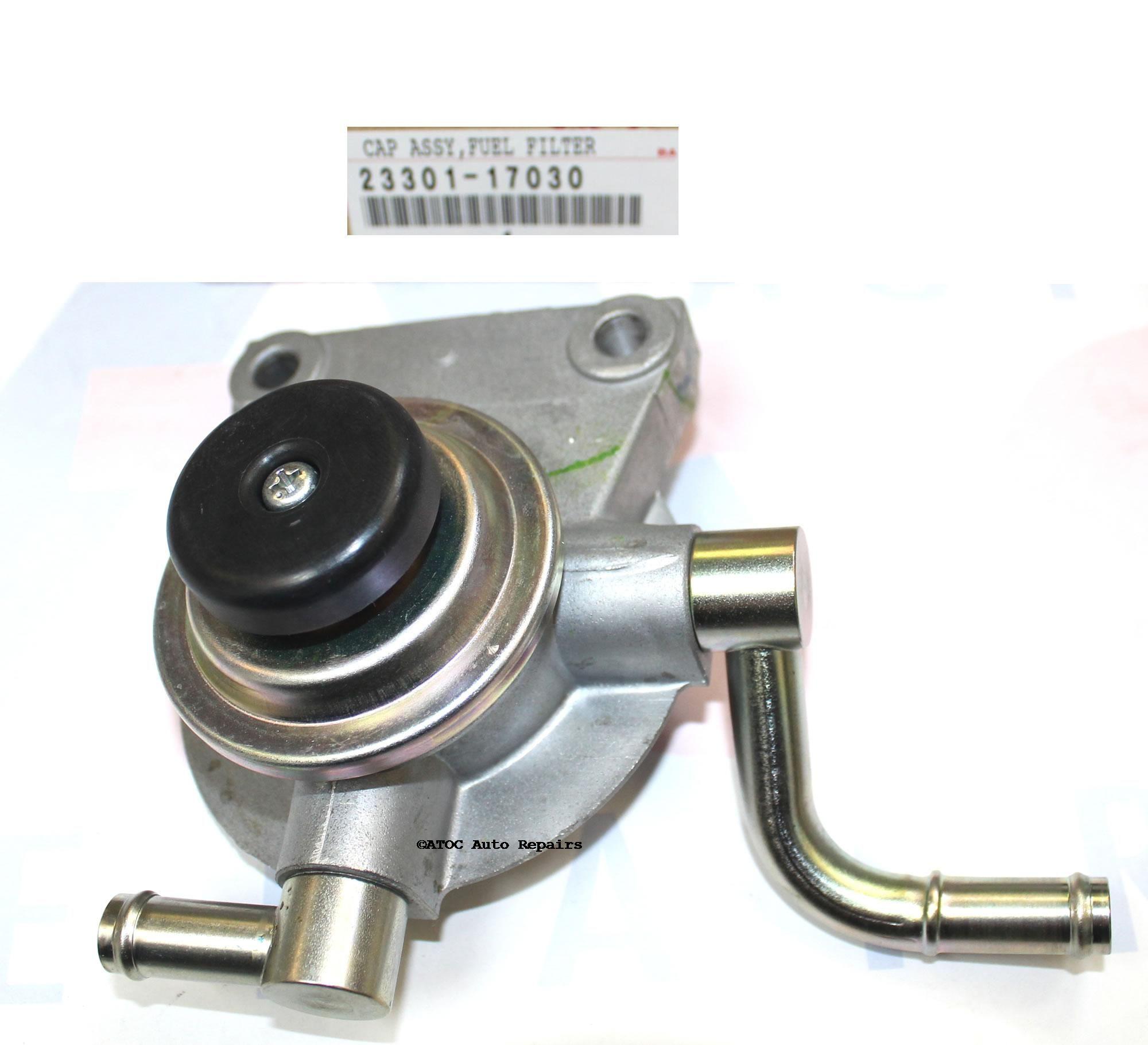 OEM Genuine fuel filter priming pump base ...