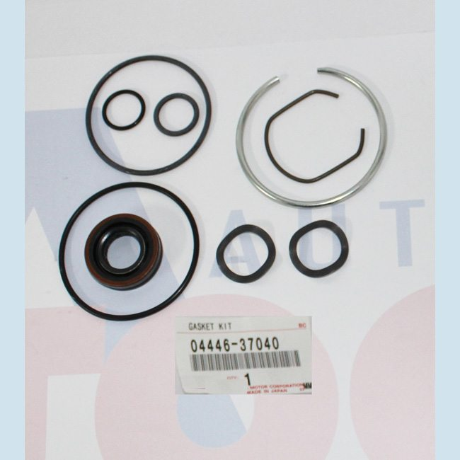 OEM Genuine power steering PUMP seal kit to fit Landcruiser HDJ100 1/98 > 8/02, HDJ78 & 79 8/01 > 1/07 *** see further information***