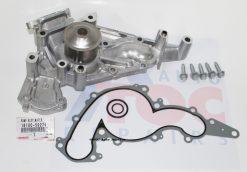 OEM Genuine Water Pump to fit Toyota UZJ100 & UZJ200 Landcruiser with 2UZ-FE engine.