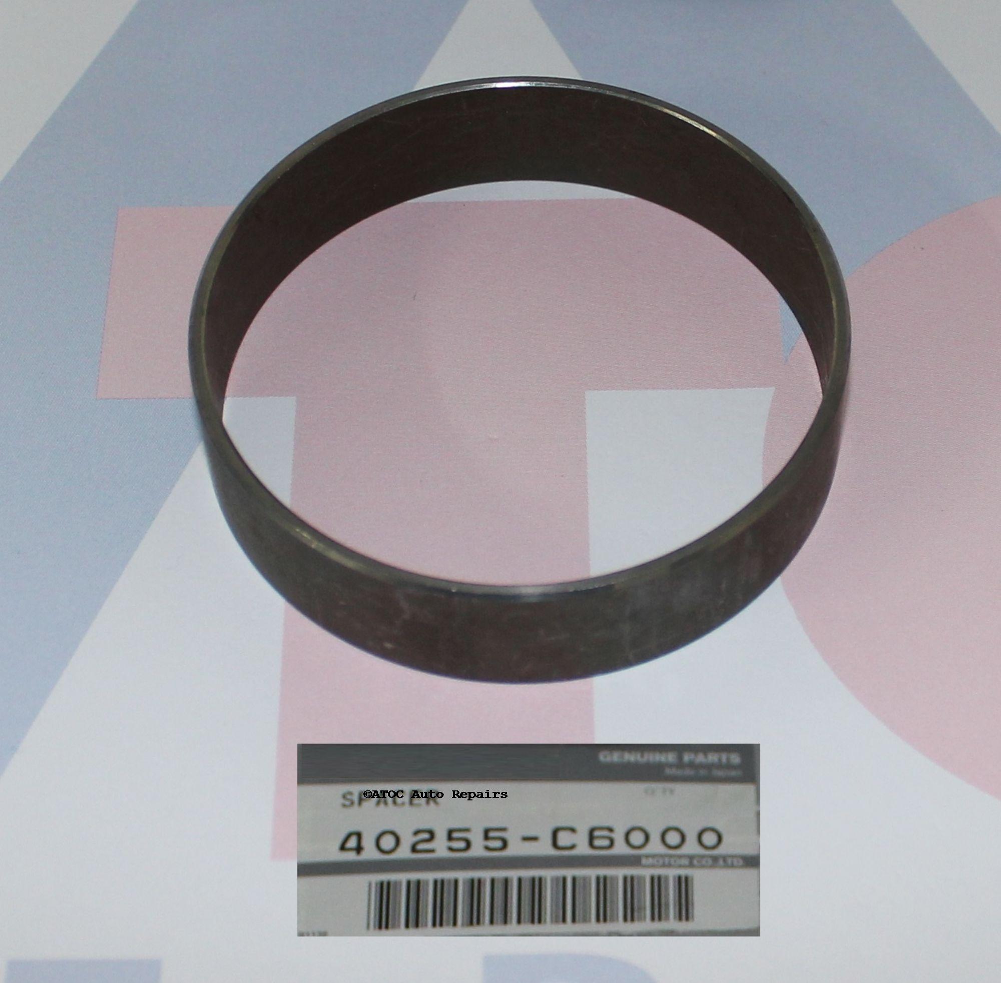 OEM Genuine Free wheeling hub spacer ring to fit Nissan GQ & GU Patrol