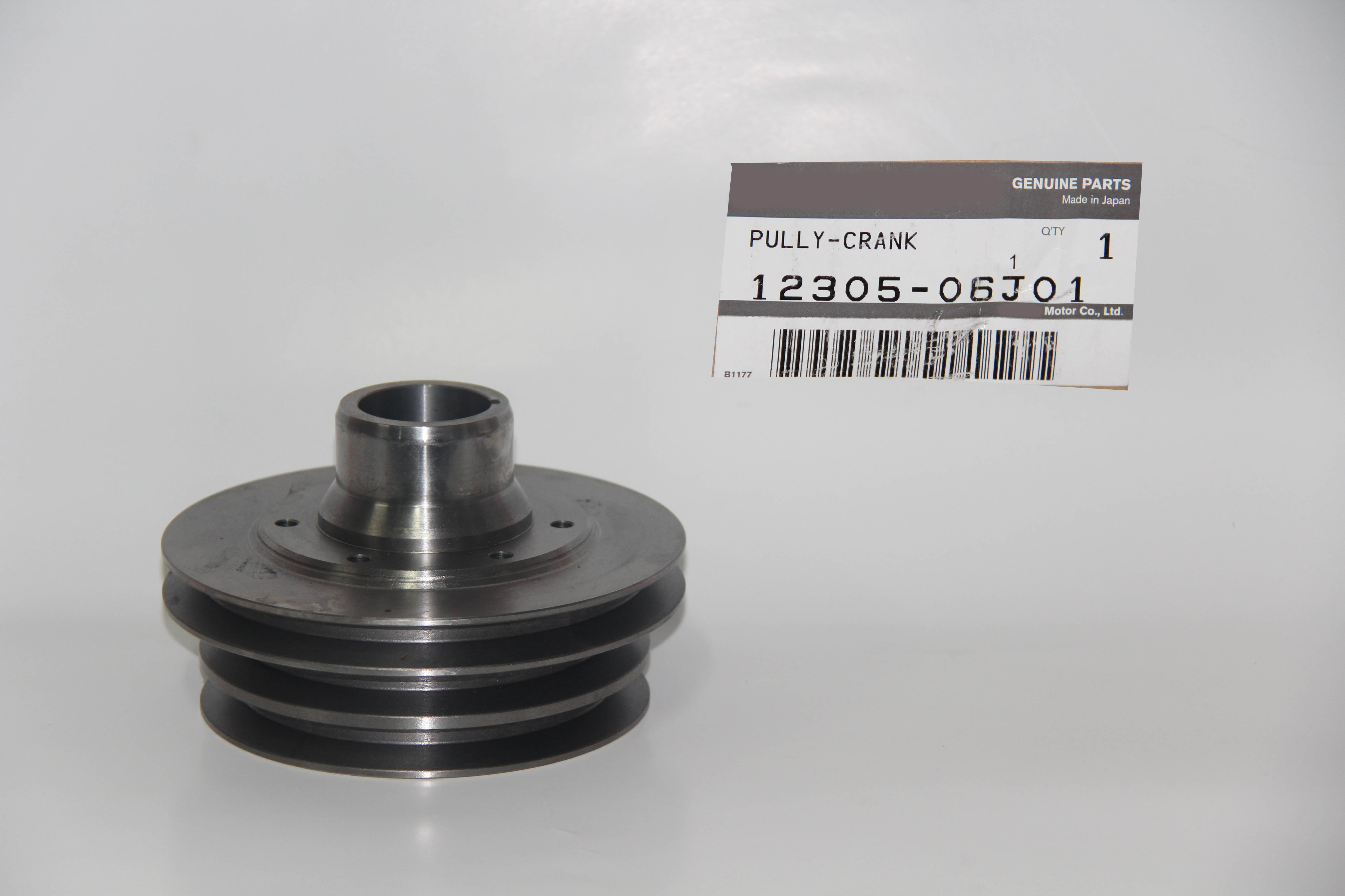 Oem Genuine Front Crankshaft Pulley To Fit Nissan Gq Gu Patrol Turbo Kits With Td42 Non Factory Engines
